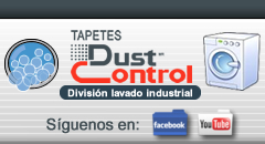 Logotipo Tapetes Dust Control